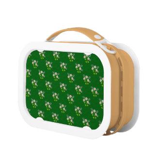 Tiny Daisies Pixel Art Yubo Lunchbox