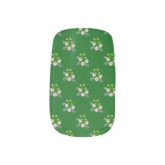 Tiny Daisies Pixel Minx ® Nail Wraps