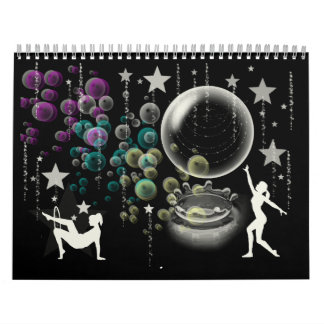 Tiny Dancer-2018 Calender Calendar