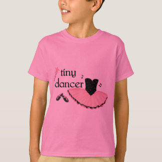 Tiny Dancer Kids Tshirt