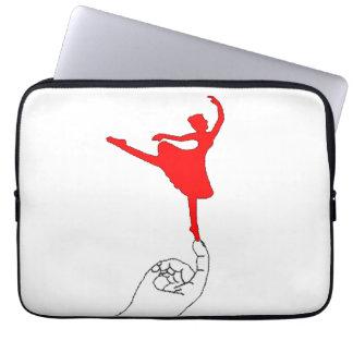 Tiny Dancer Laptop Sleeve