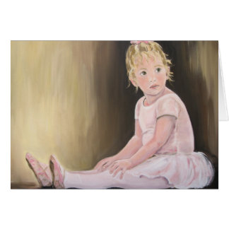 Tiny Dancer - Note Card