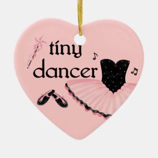 Tiny Dancer Photo Ornament