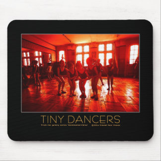 Tiny Dancers mouse pad