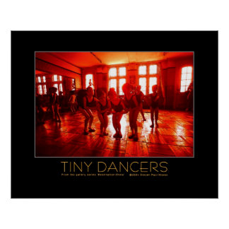 Tiny Dancers poster