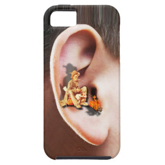 """""""Tiny Drifter"""" iPhone 5 Vibe Case iPhone 5 Case"""