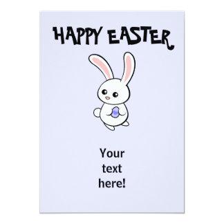 Tiny Easter Bunny Card