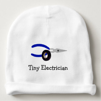 Tiny Electrician Infant Hat