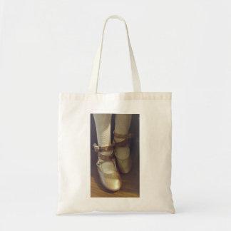 Tiny Feet Tote Bag