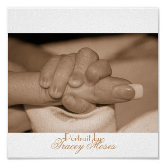 tiny fingers poster