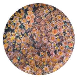Tiny Flowers (Gift) Melamine Plate