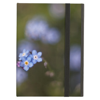 Tiny forget me not flower iPad folio case