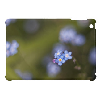 Tiny forget me not flower iPad mini cases