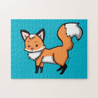 Tiny Fox Puzzel Jigsaw Puzzles