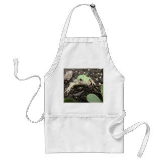 Tiny Frog Adult Apron