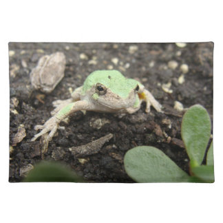 Tiny Frog American MoJo Placemats