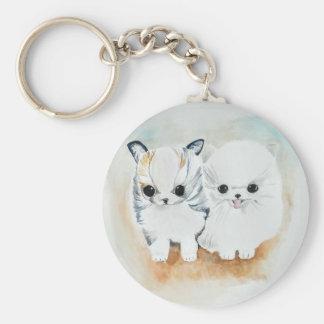Tiny Furbabies Keychain
