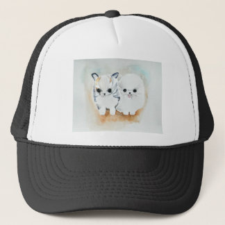 Tiny Furbabies Trucker Hat