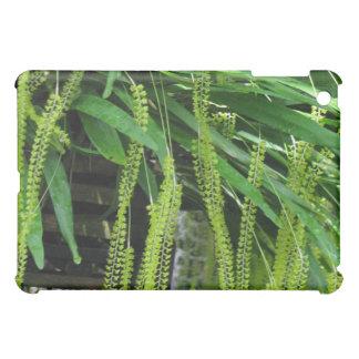 Tiny Green  Orchids iPad Mini Cover