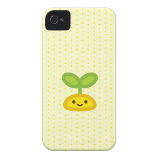 Tiny Green Sprout iPhone 4 Cover