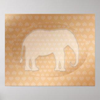 Tiny Hearts : White Elephant Poster