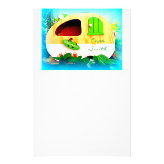 tiny house gypsy caravan stationery