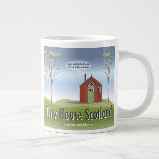 Tiny House Scotland Logo 20 oz Jumbo Mug