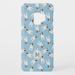 Case-Mate Barely There for Samsung Galaxy S9 Case with Jack Russell Terrier Phone Cases design