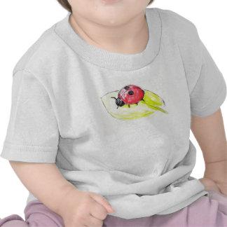 Tiny Ladybird Shirts
