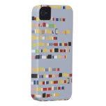 Tiny Monuments iPhone 4 Case
