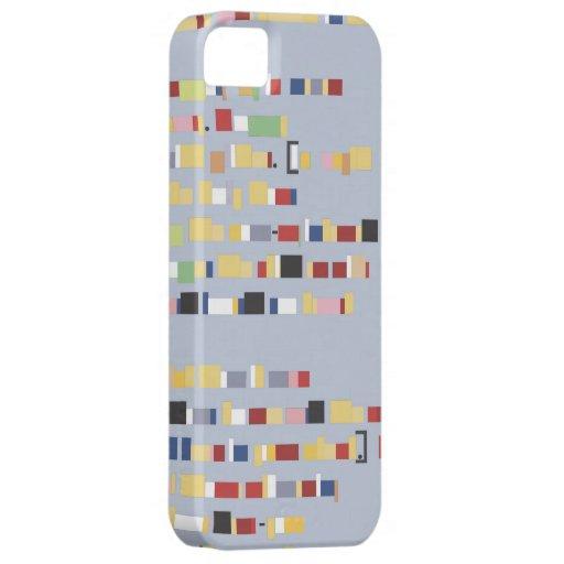 Tiny Monuments iPhone 5 Case