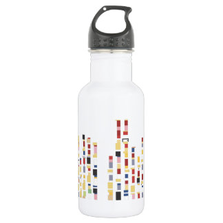 Tiny Monuments Stainless Steel Water Bottle