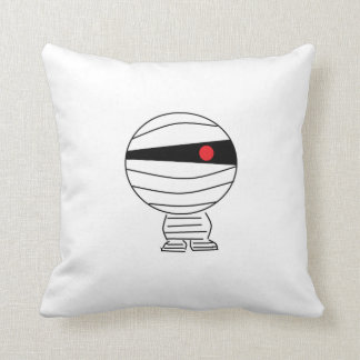 Tiny Mummy Thow Pillow