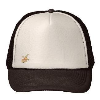 Tiny Mushrooms Pixel Art Trucker Hat