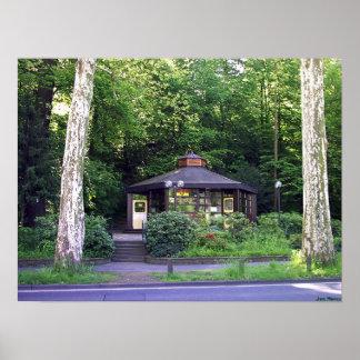Tiny Pavilion Poster