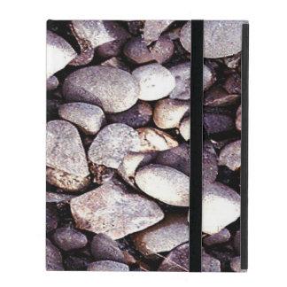 Tiny Pebbles iPad Case