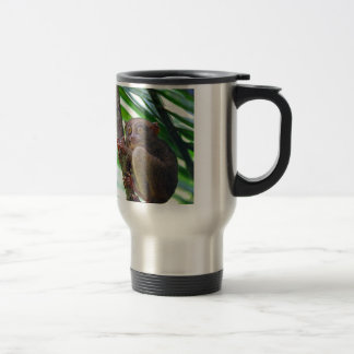 Tiny Philippine tarsier Travel Mug