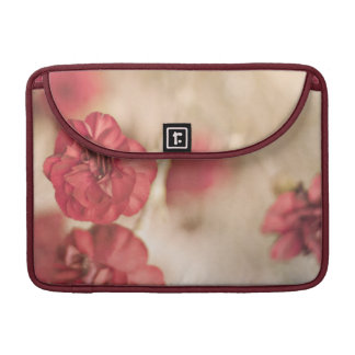 Tiny Pink Flowers MacBook Pro Sleeve For MacBook Pro
