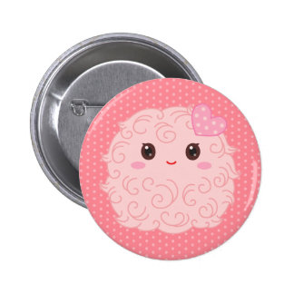 Tiny Pinky Thing 2 Inch Round Button