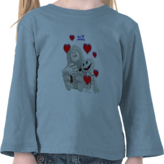 Tiny Planets All You need is Love Tshirt