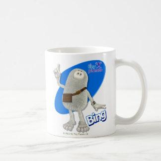 Tiny Planets Bing - A-ha! Coffee Mug
