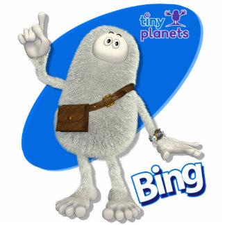 Tiny Planets Bing - A-ha! Statuette