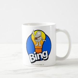 Tiny Planets BING!!! Coffee Mug