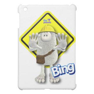 Tiny Planets Bing - Road Block iPad Mini Cover