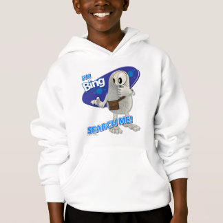 Tiny Planets Bing - Search me! Hoodie