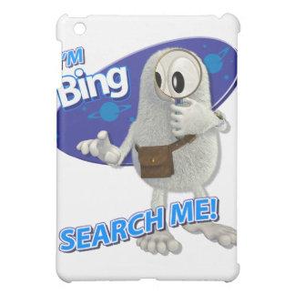 Tiny Planets Bing - Search me! iPad Mini Cover