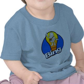 Tiny Planets BING!!! Shirt