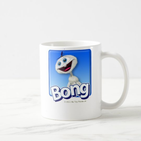 Tiny Planets Bong - Beanie Coffee Mug