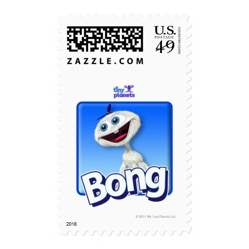 Tiny Planets Bong - Beanie Stamps