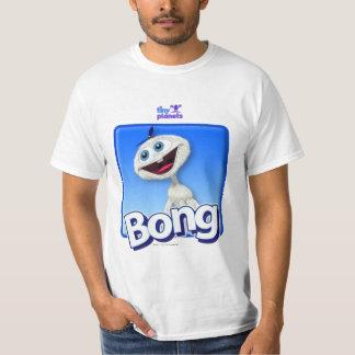 Tiny Planets Bong - Beanie Tee Shirt